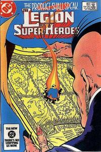 Legion of Super-Heroes (1980 series) #307, VF+
