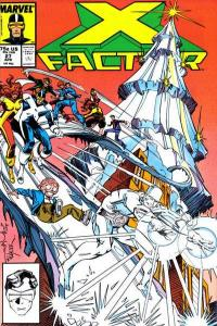 X-Factor (1986 series) #27, VF+ (Stock photo)