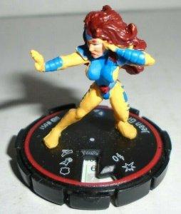Jean Grey 051 Veteran Marvel Heroclix Infinity Challenge