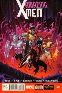 Amazing X-Men (2014 series) #9, NM + (Stock photo)