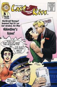 Last Kiss (Shanda) #3 FN; Shanda | save on shipping - details inside