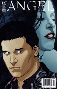 Angel: The Curse #5B VF/NM; IDW | save on shipping - details inside