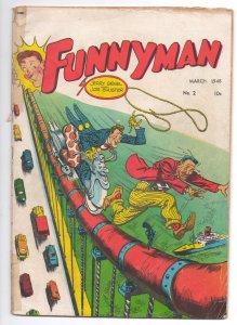 Funnyman #2 (1947) Canadian Edition