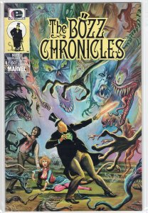 The Bozz Chronicles #2 (1986) AW521