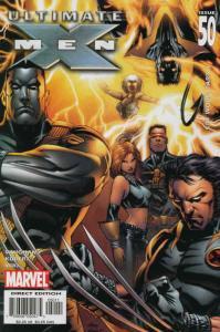 Ultimate X-Men #50 FN; Marvel | save on shipping - details inside