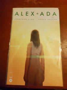 Alex + Ada #11 (2014)