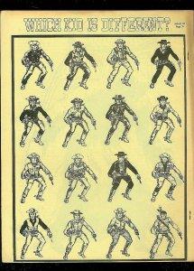 COMICS COMMENTARY #5 1971-ZORRO-CIRCULATION INFO-RARE VG