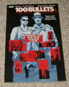 100 Bullets Hang up on the Hang Low VF/NM WP DC Comic Books Graphic Novel 2001