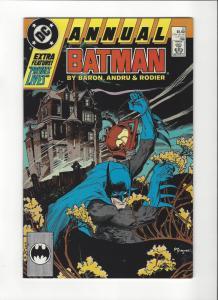 Batman Annual #12(1988)  NM