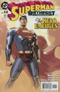 Superman: Birthright #12 VF; DC | save on shipping - details inside