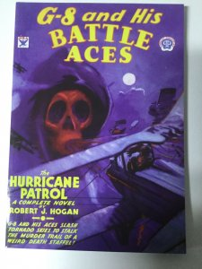 G-8 And His Battle Aces 11 Nm Near Mint Pulp Reprint Adventure House