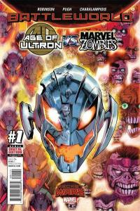 Age of Ultron vs. Marvel Zombies #1, NM + (Stock photo)