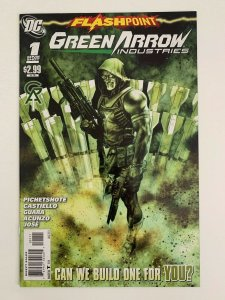 Flashpoint: Green Arrow Industries #1 NM DC Comics