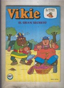 Vikie el vikingo de la tele numero 67