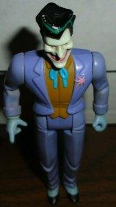 Joker Action Figure DC comics 1993 Kenner