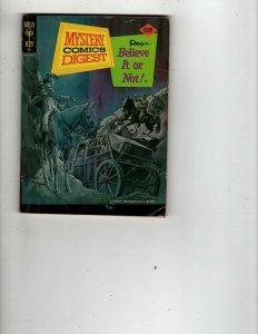 3 Books Tom and Jerry Digest Love Has No Alibi Mystery Comics Digest JK33