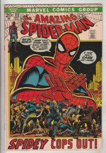 Amazing Spider-Man #112 (Sep-72) NM- High-Grade Spider-Man