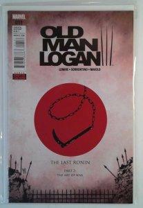 Old Man Logan #11 (2016) Marvel 9.4 NM Comic Book