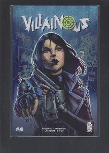 Villainous #4