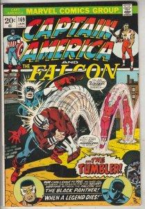 Captain America #169 (Jan-74) NM- High-Grade Captain America