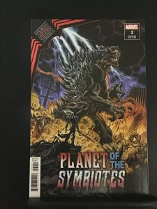 King In Black: Planet of the Symbiotes #2 Kyle Hotz