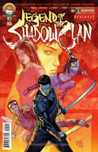 Legend of the Shadowclan #2B VF/NM; Aspen   save on shipping - details inside