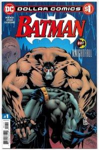 Batman #497 Dollar Comics Edition | Misprint Error (DC, 2019) NM