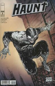 Haunt #2 VF/NM; Image | save on shipping - details inside