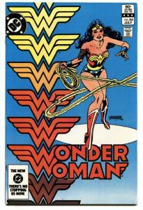 WONDER WOMAN #305 Huntress - Classic Cover - DC Comic Book