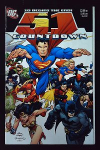 Countdown to Final Crisis #51 (2007)