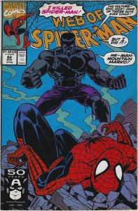 Web Of Spider-Man #82