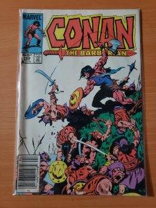 Conan the Barbarian #169 (1985)