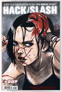 HACK SLASH #6, NM, Series, Tim Seeley, Serial Killer, 2007, more HS in store