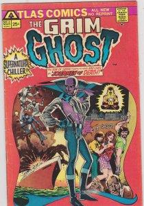 Grim Ghost #2