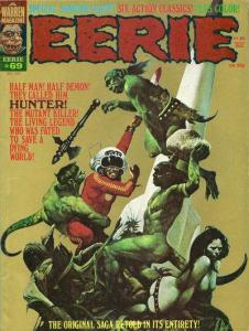 Eerie (1965 series) #69, VF- (Stock photo)