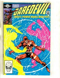 Daredevil # 178 NM Marvel Comic Book Foggy Karen Avengers Defenders Owl GK2