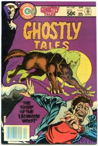 GHOSTLY TALES #148, VF+, Laughing Wolf, Horror, 1966 1981,more Charlton in store