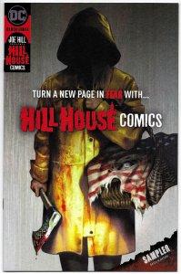 Hill House Sampler #1 Basketfull Of Heads | DC Black Label | Joe Hill (2019) NM