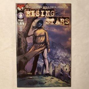 Rising Stars 10 Very Fine+ Cover by Brett Evans