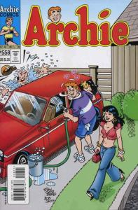 Archie #558 VF/NM; Archie   save on shipping - details inside