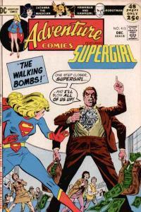 Adventure Comics (1938 series) #413, Fine- (Stock photo)
