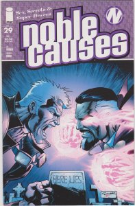 Nobles Causes Vol 3 #29