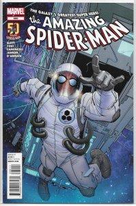 Amazing Spider-Man (vol. 2, 1998) #680 VF Slott/Camuncoli, Human Torch
