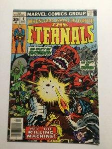 Eternals 9 Fine Fn 6.0 Marvel