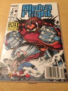 Alpha Flight #65