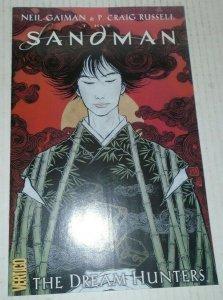 The SandMan The Dream Hunters # 3 Neil Gaiman March 2009 Vertigo DC
