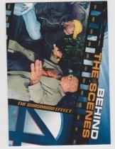 2005 Upper Deck Fantastic Four Movie THE QUASIMODO EFFECT #93