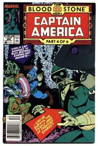 Captain America #360--CROSSBONES-Marvel Copper Age--KEY!  VF/NM.