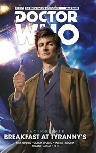 Doctor Who: The Tenth Doctor Year Three HC #1 VF/NM; Titan | save on shippin