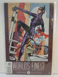 Batman & Superman: World's Finest #8